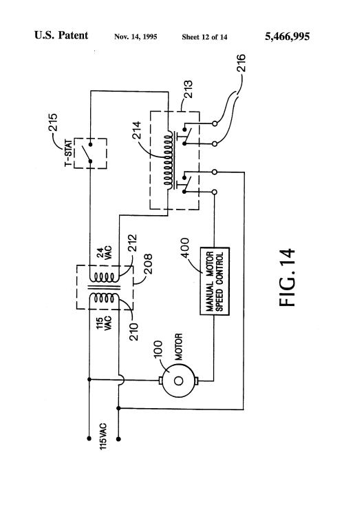 small resolution of us5466995 12 taco 007 circulator pump wiring diagram taco 007 f4 circulator taco 007 circulator pump