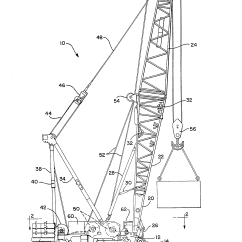 Crane Parts Diagram Danfoss Vlt 5000 Wiring Patent Us5484069 - Process For Self-disassembling A Crawler Google Patents
