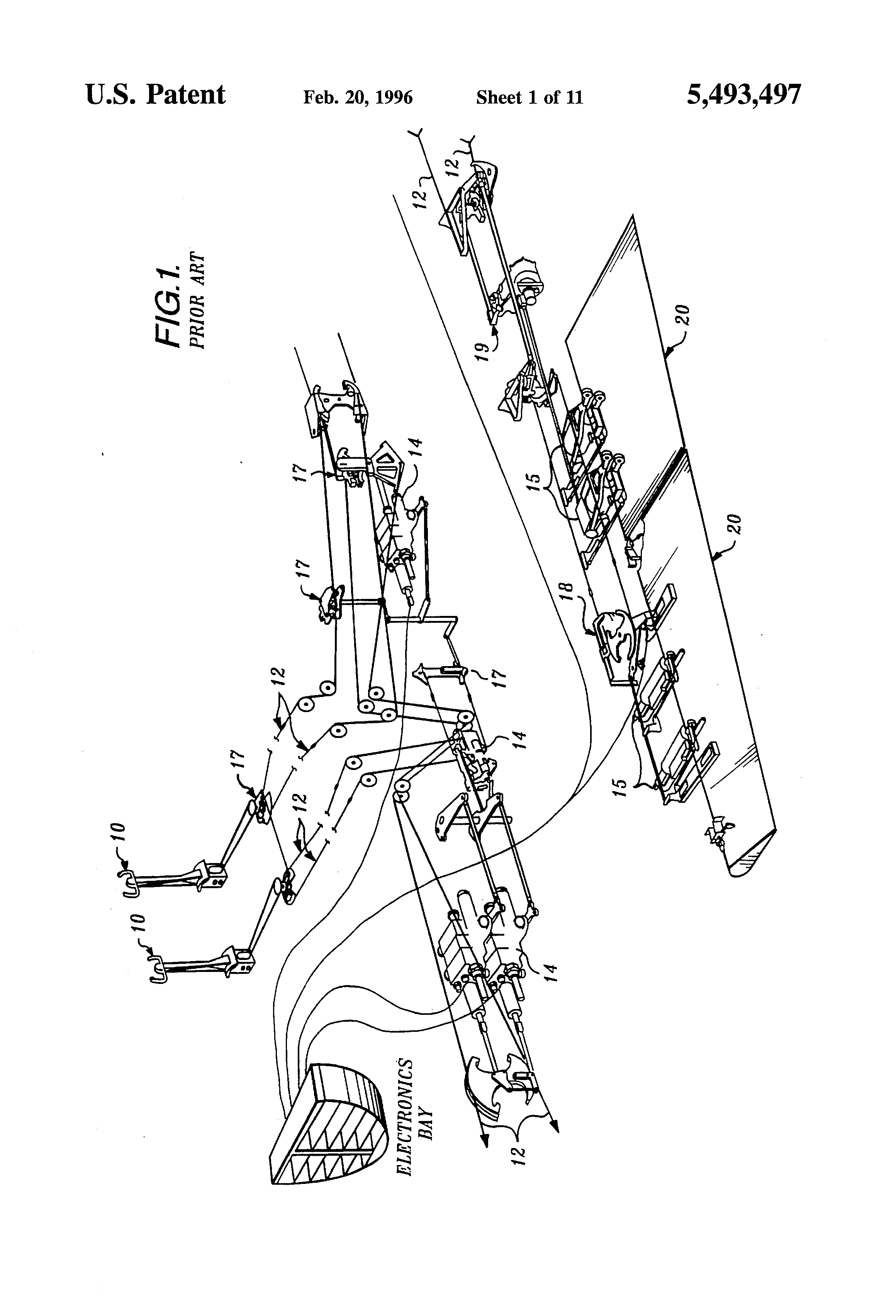 Surprising Patent Us5493497 Auto Electrical Wiring Diagram Wiring Cloud Hisonuggs Outletorg