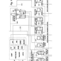 Heil 5000 Wiring Diagram Vw 1970 Patent Us5505576 Side Loader For Curbside Refuse