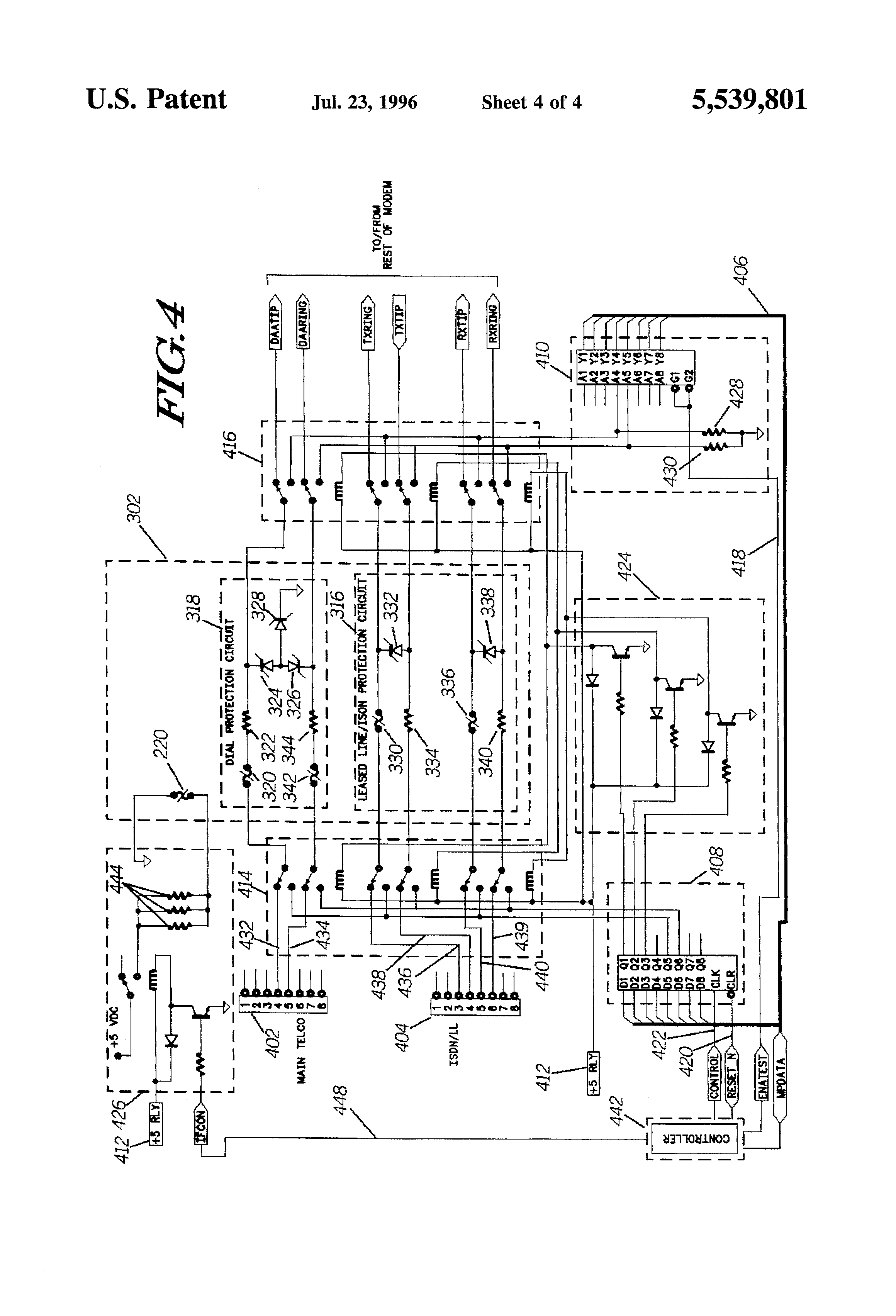 Telephone Ringer Circuit Page 2 Telephone Circuits Nextgr