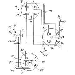 7 Jaw Meter Socket Wiring Diagram Network Cat5 Patent Us5546269 Metered Electrical Service Tap Google