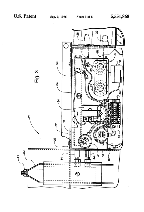 small resolution of  us5551868 3 patent us5551868 preheater block for multi oil furnaces google reznor waste oil heater wiring