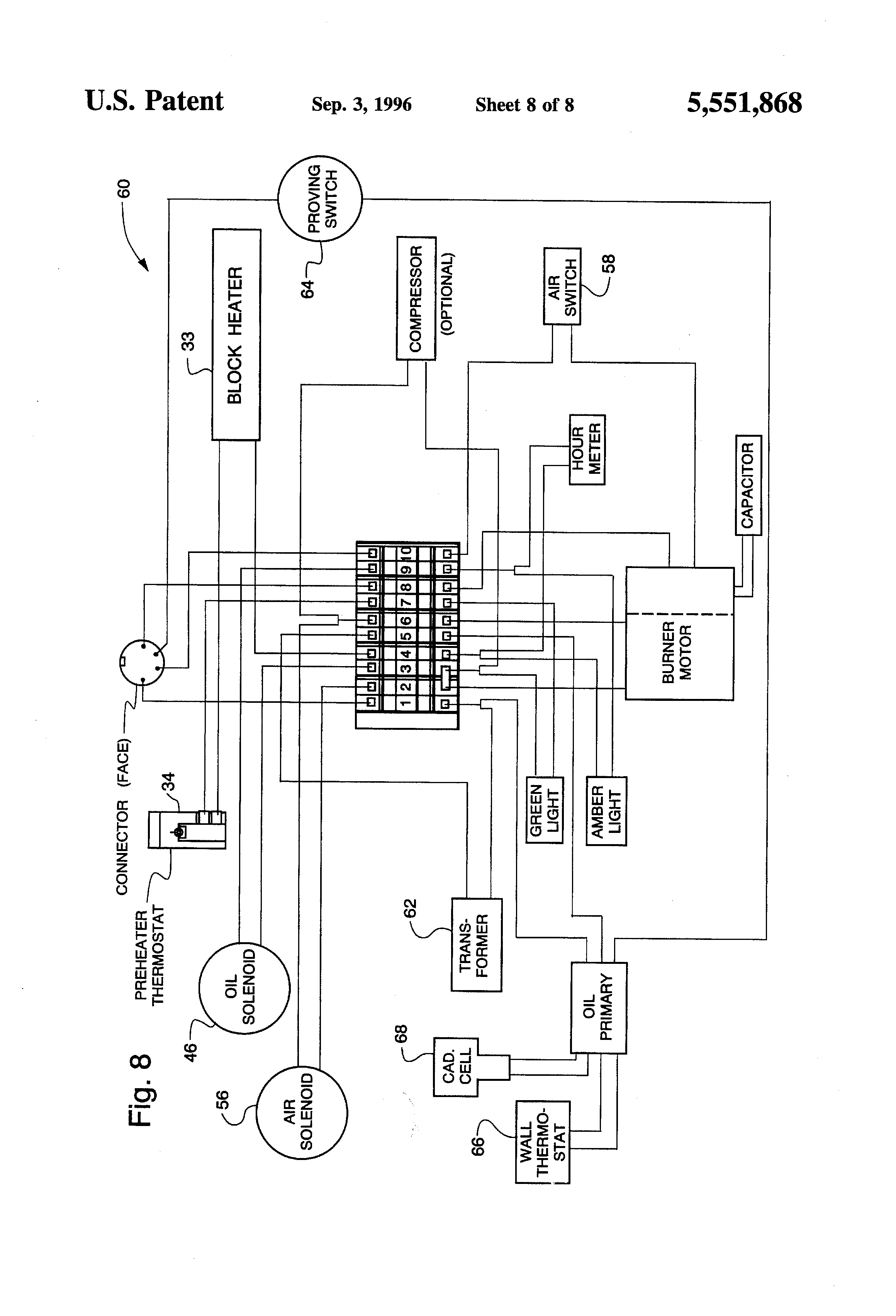 packard electric motors wiring diagram