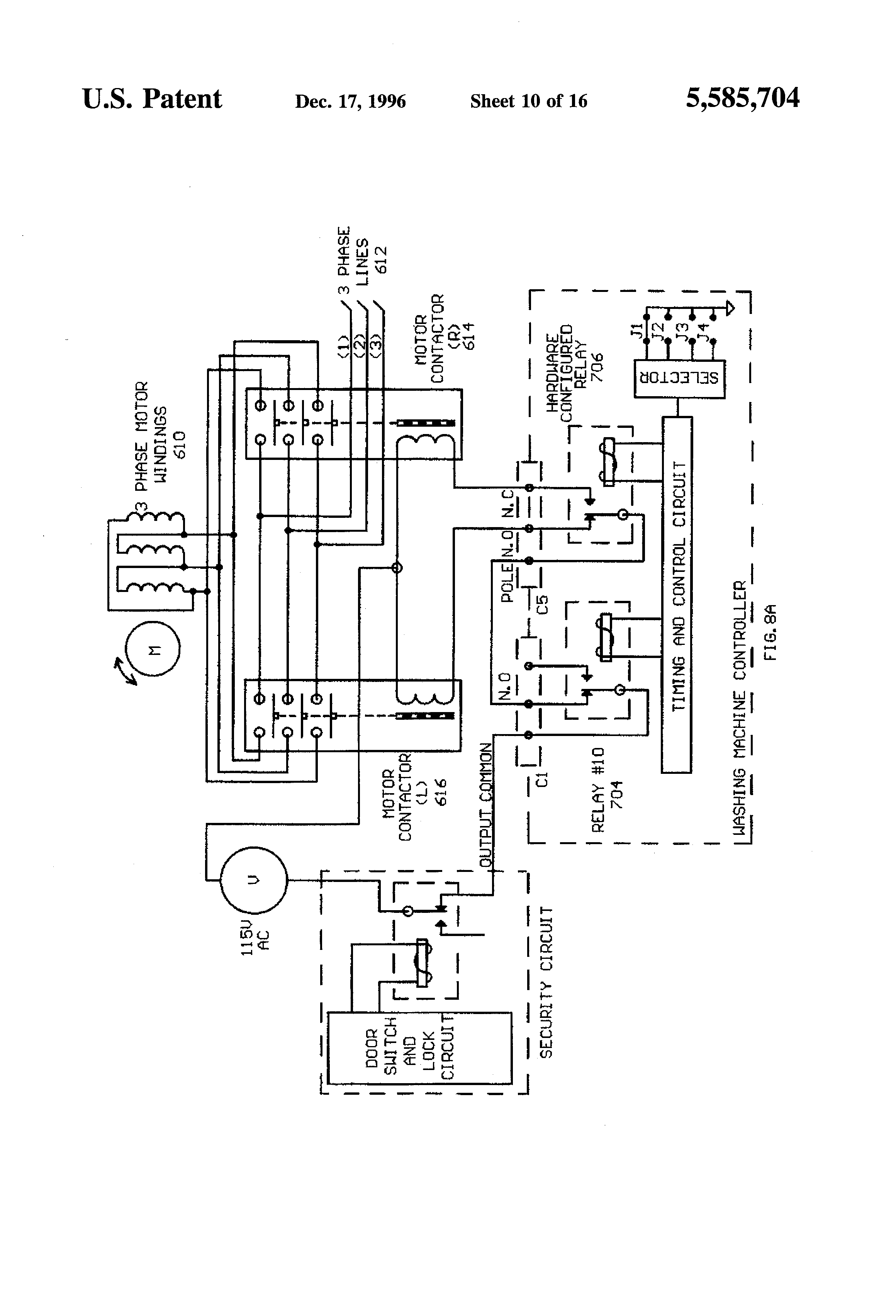 Whirlpool Commercial Washing Machine Wiring Diagram