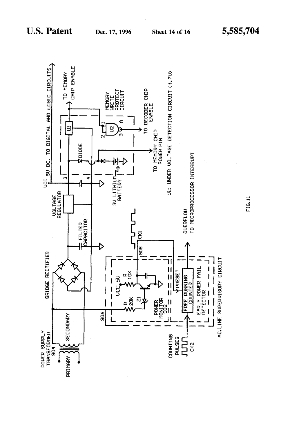 medium resolution of us5585704 14 patent us5585704 computer means for commercial washing machines lg semi automatic washing machine wiring