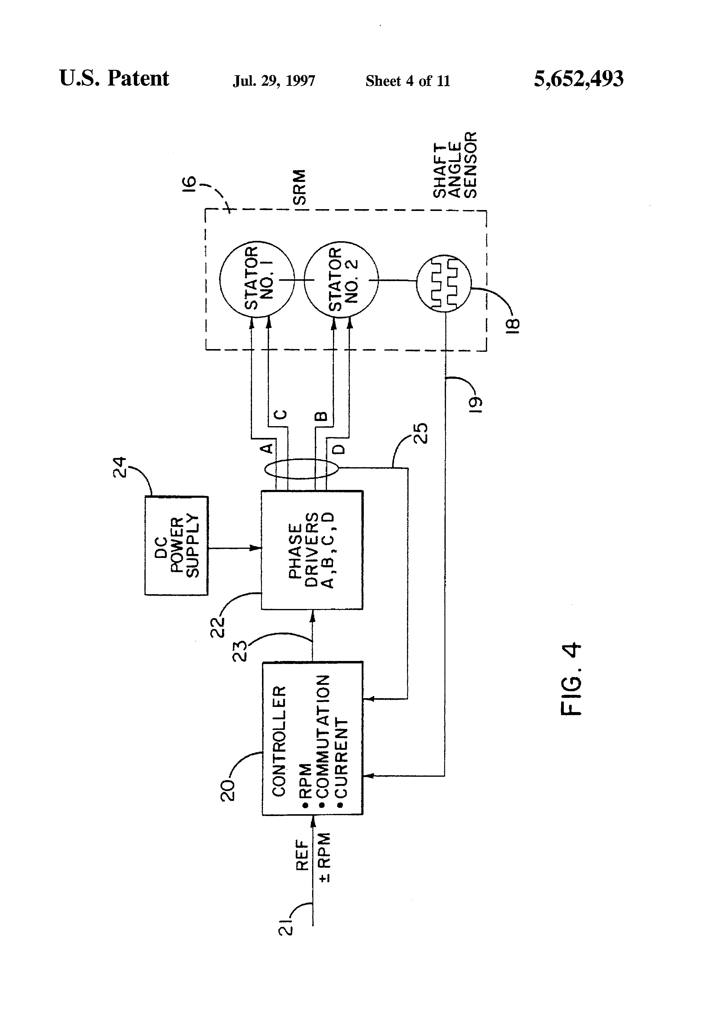 bromine phase diagram sketch stress strain diagrams for engineering materials patent us5652493 polyphase split switched