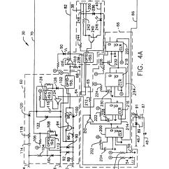 Smoke Alarm Wiring Diagram 1996 Honda Civic Dx Stereo Patent Us5705979 Detector Panel Interface