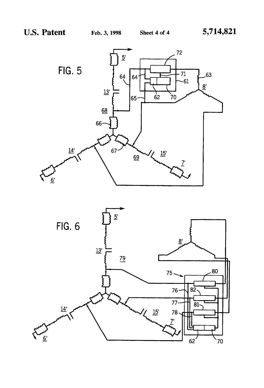 medium resolution of onan 5000 generator wiring diagram patent us5714821 alternating current generator with denyo generator wiring diagram