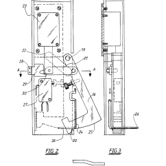 Roller Shutter Switch Wiring Diagram 1992 Ford F150 Radio Patent Us5720333 Locking Assembly Google Patents