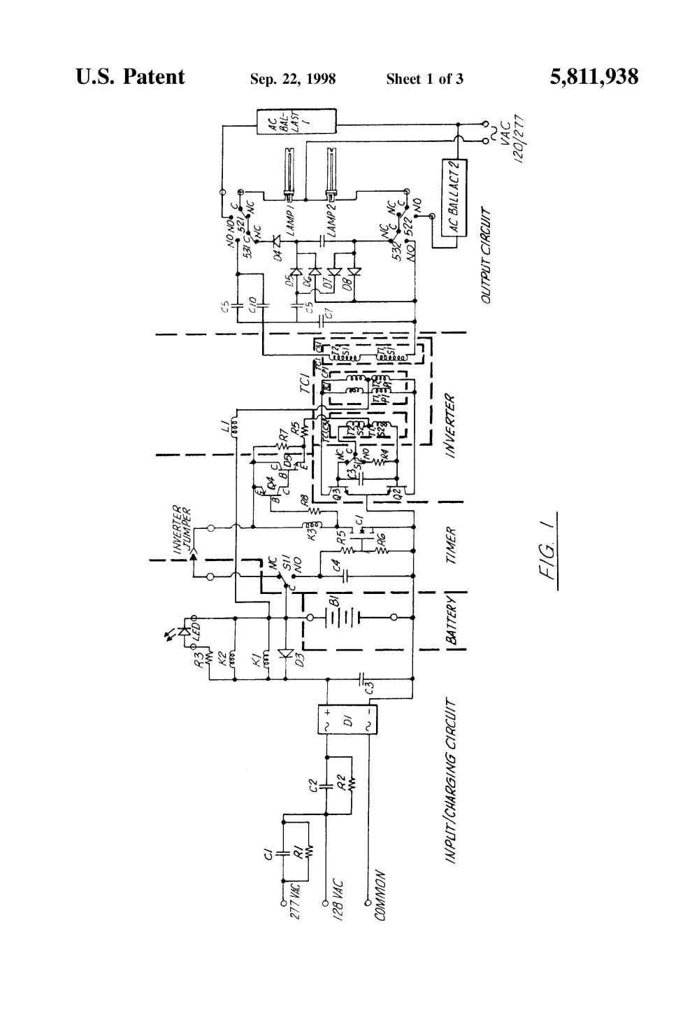 medium resolution of bodine emergency ballast wiring diagram additionally bodine emergency