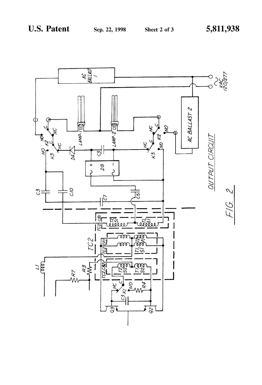medium resolution of 3 lamp t5 emergency ballast wiring diagram 2 bulb ballast diagram wiring diagram odicis emergency ballast