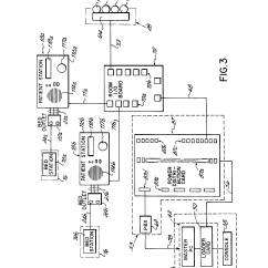 Nurse Call System Wiring Diagram 97 Ford Explorer Speaker Patent Us5838223 Patient Google Patents
