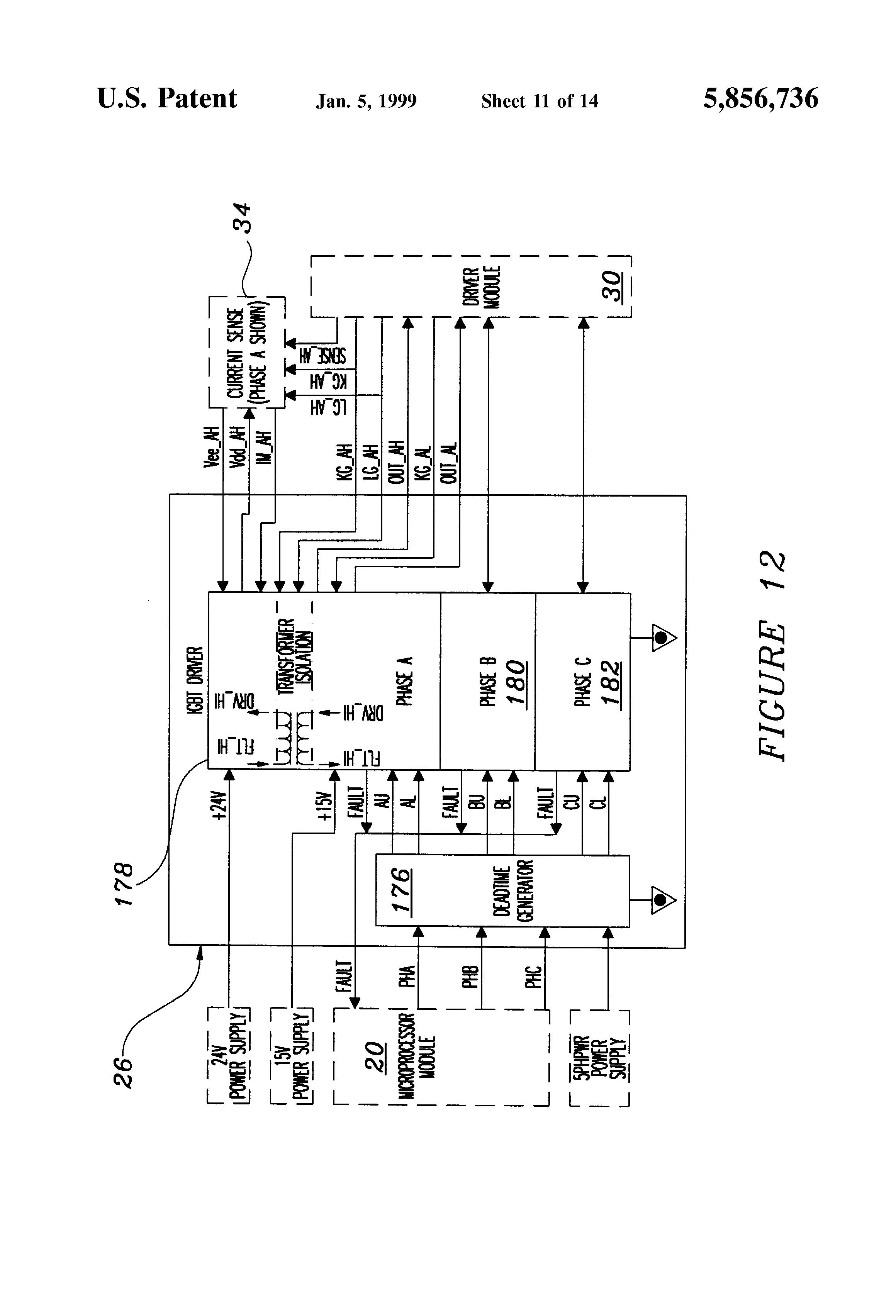 circuit diagram motor drive
