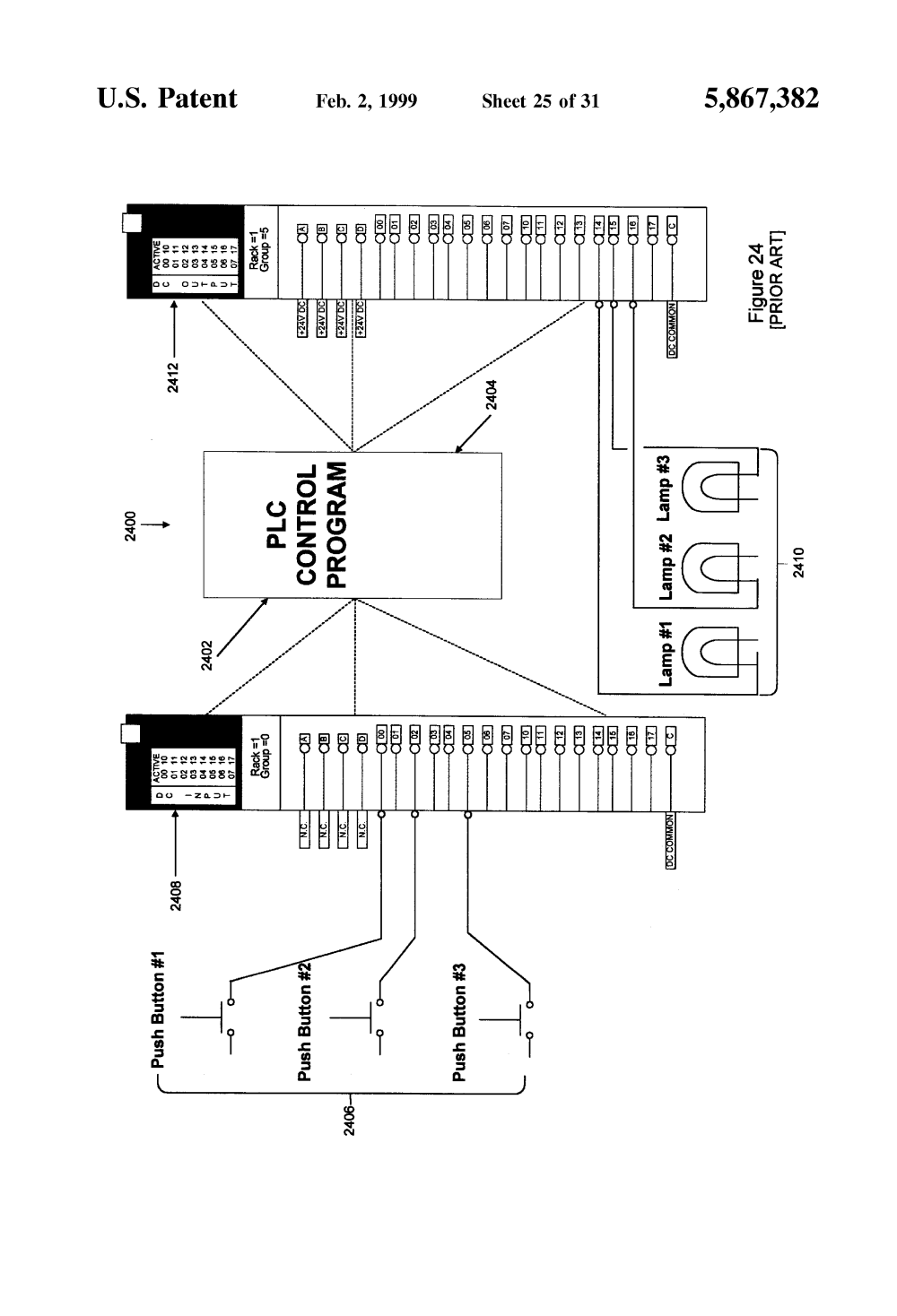 medium resolution of  us5867382 25 patent us5867382 generic control systems using a virtual rack 1794 ib16 wiring diagram at