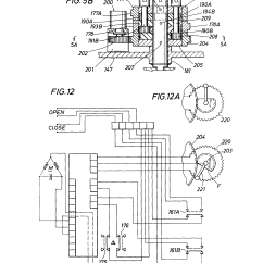 Zone Valve Wiring Diagram Diagrams For Central Heating Systems Y Plan Patent Us6003837 - Actuator Google Patents
