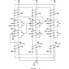 Auto Transformer Wiring Diagram Boys John Green Venn Patent Us6011381 Three Phase With Two