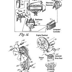 66 Mustang Alternator Wiring Diagram 7 Pin Trailer Semi Harness Schemes