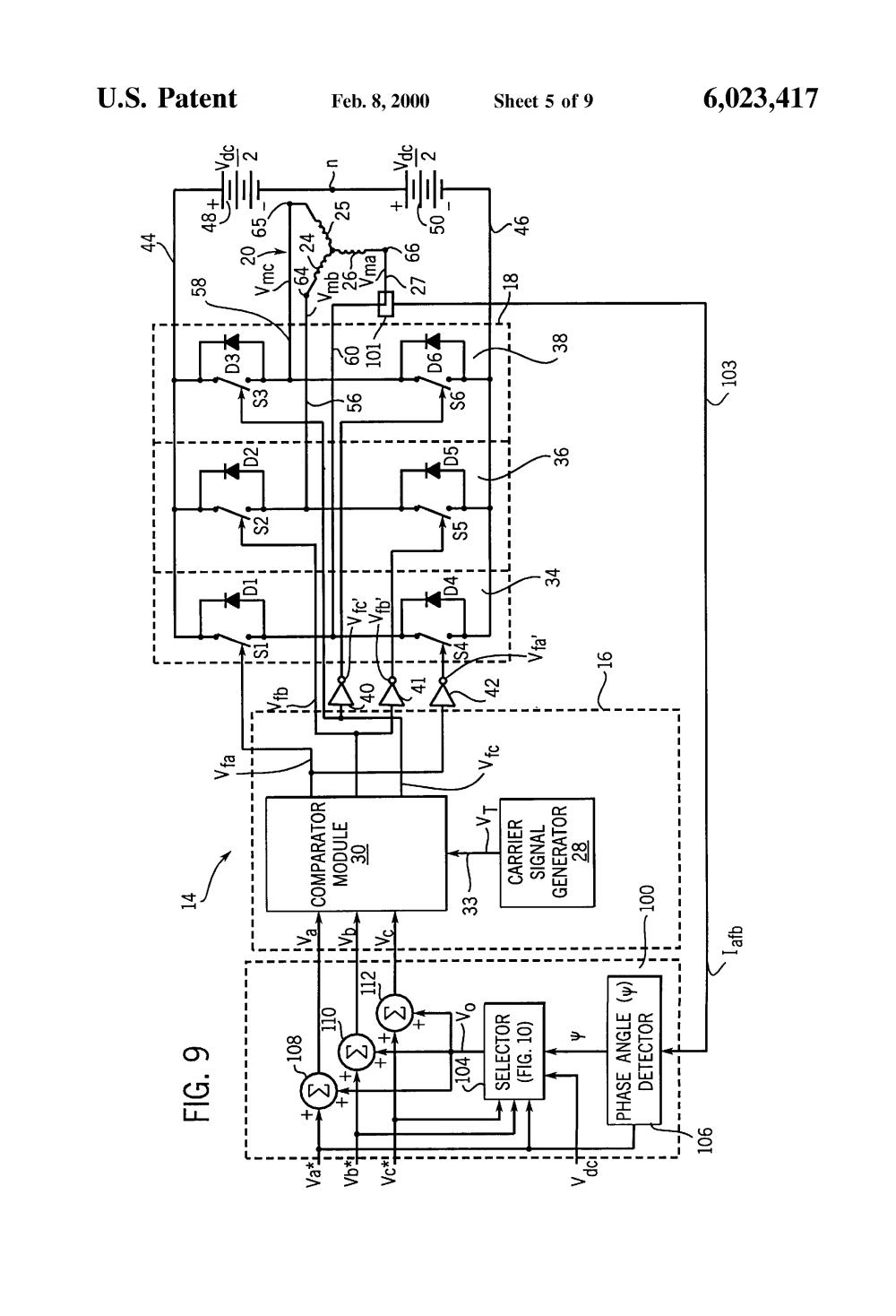 medium resolution of us6023417 5 100 2000 chevy malibu engine manual 2004 chevy cavalier 2000 toyota echo fuse box diagram