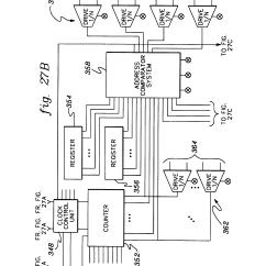 Memory Hierarchy Diagram Cat 5 Wire Brevetto Us6023421 Selective Connectivity Between