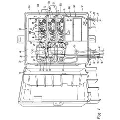 Pots Telephone Wiring Diagram 97 Ford Expedition Corning Adsl Vdsl Splitter 46
