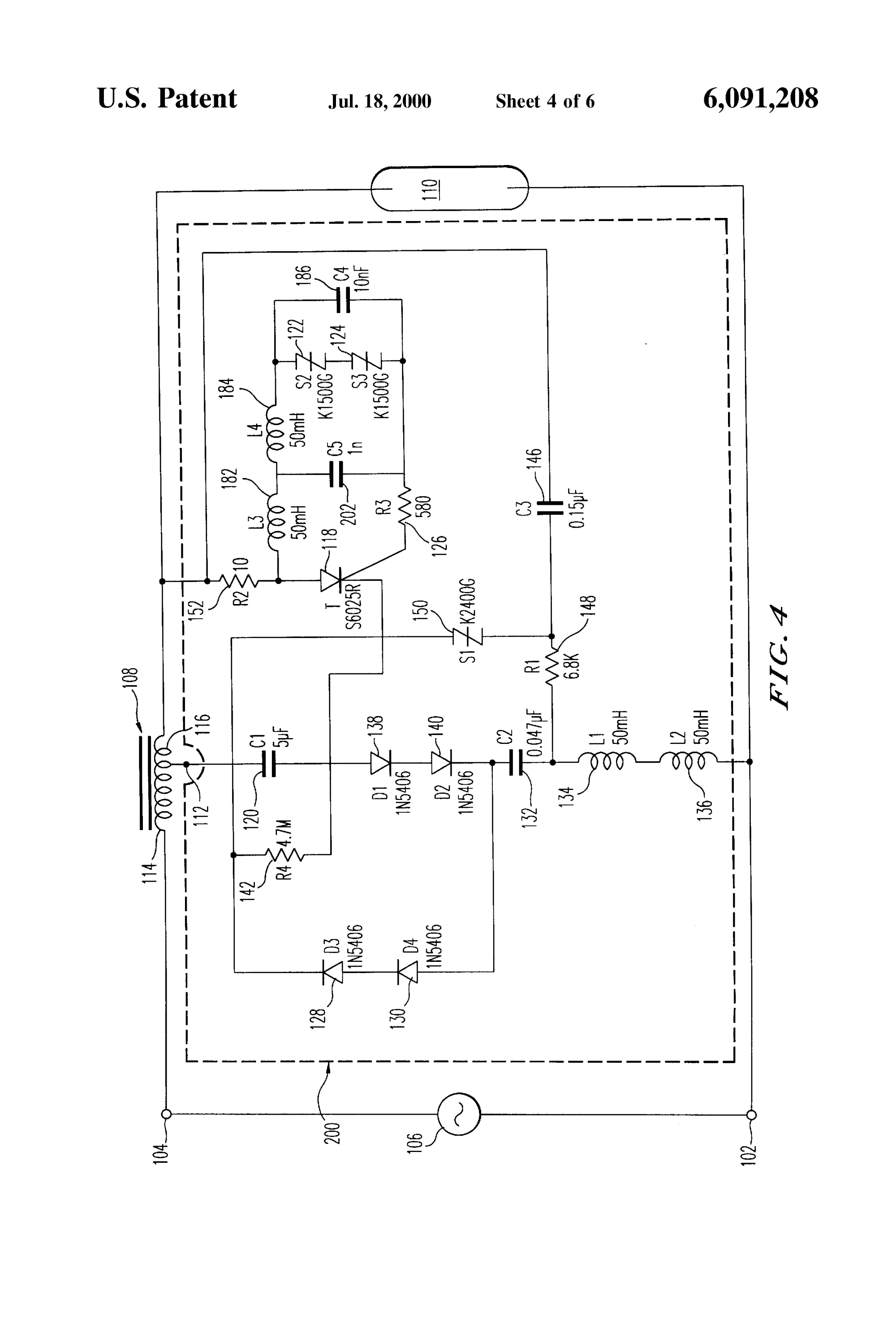 hight resolution of draw circuit diagram of sodium vapour l and name the ponents for sodium