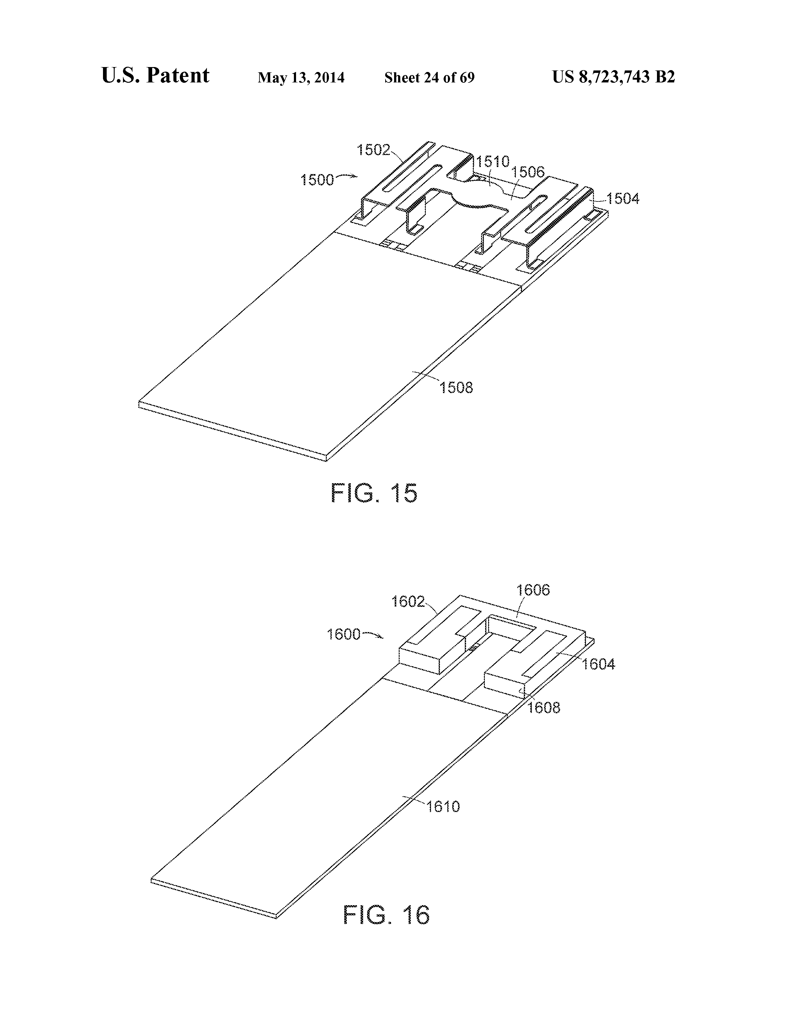 Methods For Reducing Near Field Radiation And Specific