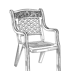 Chair Design Patent Wood Lounge Chairs Usd380620 Google Patents