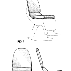 Chair Design Patent Upholstered Office Chairs Usd425735 Cushion Google Patents