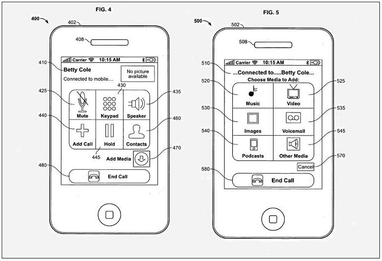 Future iPhones Will Gain Pico Projector, Videoconferencing