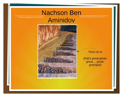 There's Nachson. :)