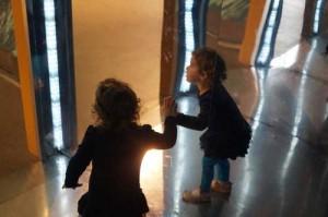 Franklin Institute Mirror