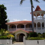 One of the houses @ LIfestyle Resort, Peurta Plata.  Many are available for rent very inexpensively.