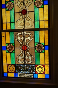 Gangster, Meir Lansky treated his shul in Miami well. (Now a museum.)