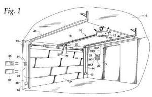 Universal Garage Door Opener not subject to DMCA provisions | PatentlyO