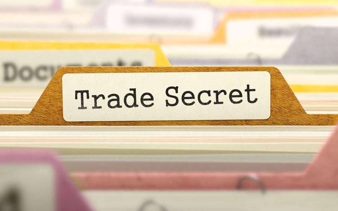 Trade Secret vs Patent Protection