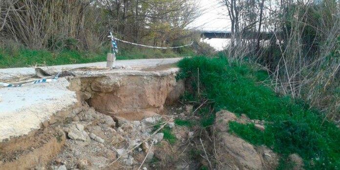 Sendas del Parque Fluvial del Túria a su paso por Paterna