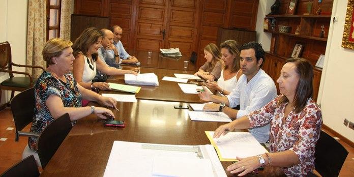 Imagen de la Junta de Gobierno Local