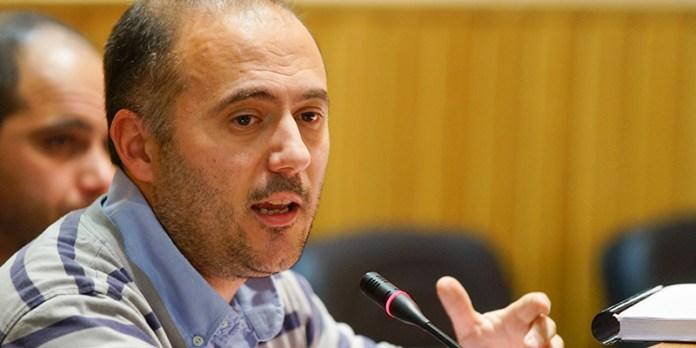 Jorge Ochando, concejal de Ciudadanos en Paterna
