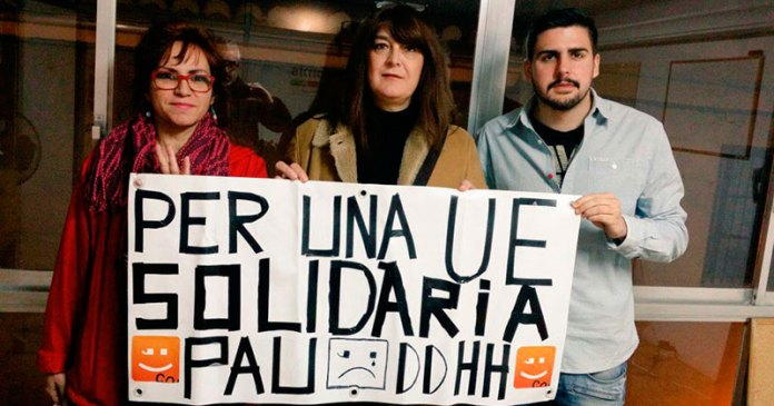 Representantes de Compromis per Paterna