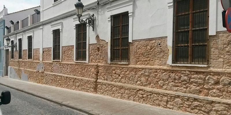 Paterna rehabilitará la fachada exterior del Mercado municipal para ...