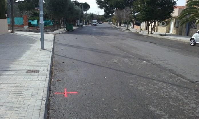 Calle Barranco del Rubio