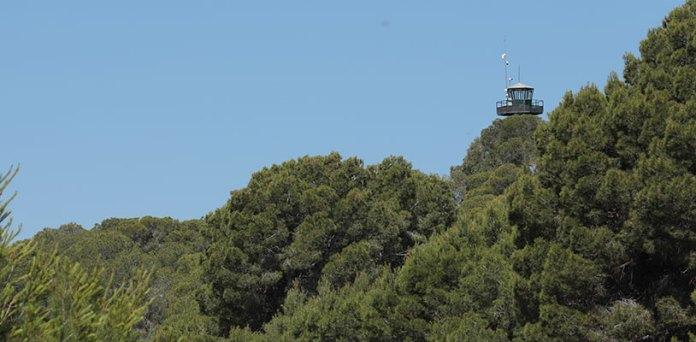 Torre de vigilancia de La Vallesa
