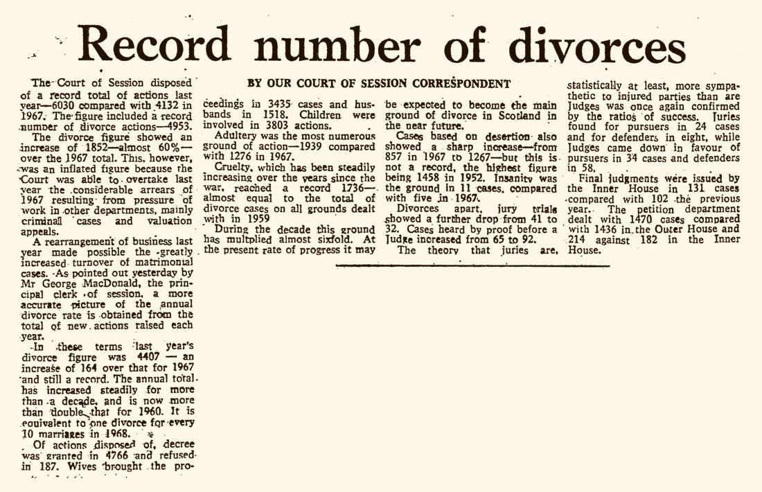 The Glasgow Herald, nº 15, 12/02/1969, p. 10