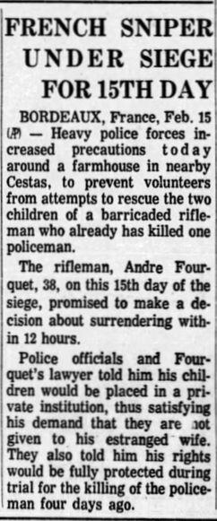 Chicago Tribune, nº 47, 16/02/1969, p. 14