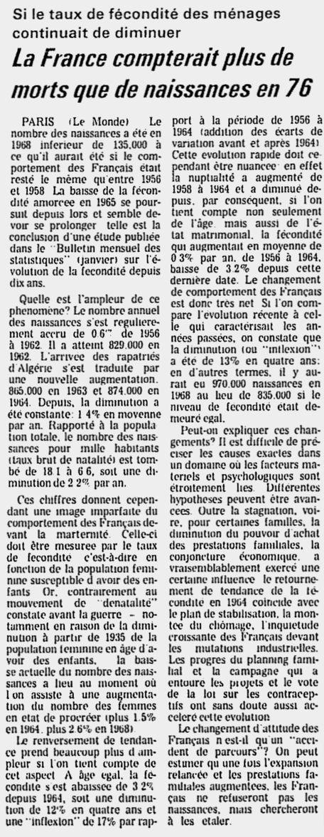 Le Devoir, Vol. LX, nº 39, 17 février 1969, p. 5