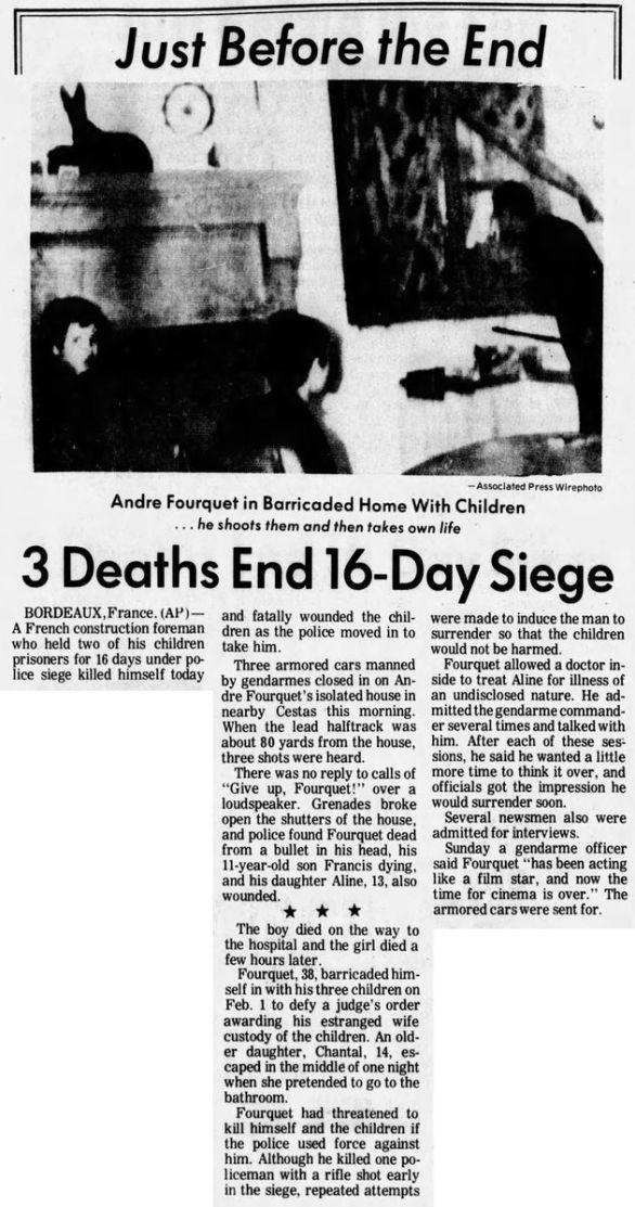 Tallahassee Democrat, nº 48, 17 février 1969, p. 1