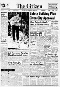 The Citizen, Vol. 13, nº 33, 17/02/1969, p. 1