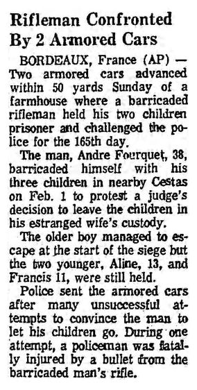 The Hartford Courant, vol. CXXXII, nº 48, 17/02/1969, p. 2