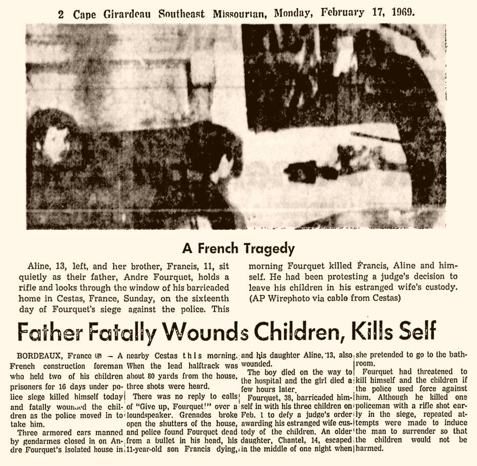 The Southeast Missourian, vol. 64, nº 118, 17 février 1969, p. 2